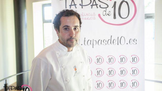 Entrevista a David Grasa del Restaurante ARP de Benabarre
