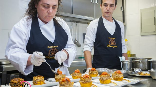 Entrevista a Elena del Restaurante Monegros