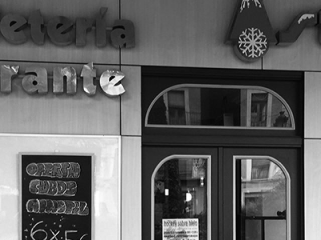 Cafetería Astún