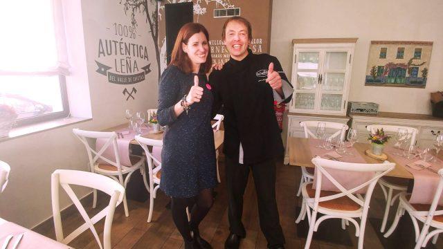 Entrevista a José Andrés Ballarin del Restaurante Bistró La Capilleta