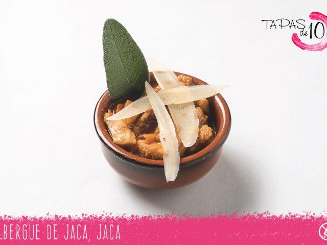 "Cazoleta ""Gran Buseka"" del Albergue de Jaca"