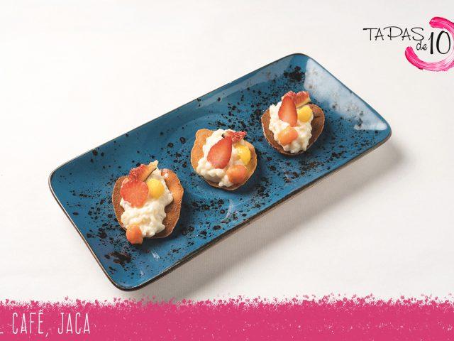 Tapa-Postre El Café