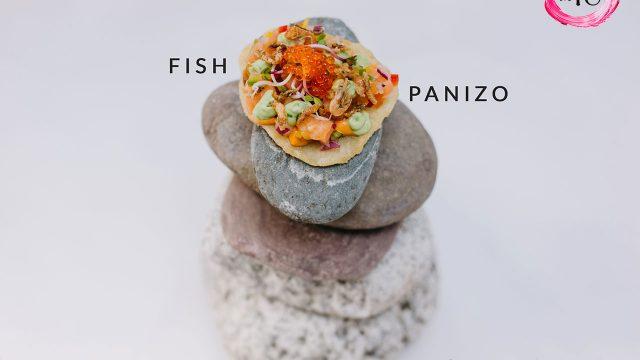 La Tapa «Fishpanizo» de la Cafetería El Punto mejor Tapa de la Hoya de Huesca