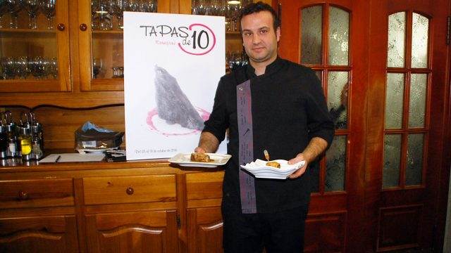 Entrevista a Eduardo Oliva, del Hotel Restaurante Sariñena