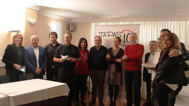 Arranca el Concurso Tapas de 10 en la Hoya de Huesca