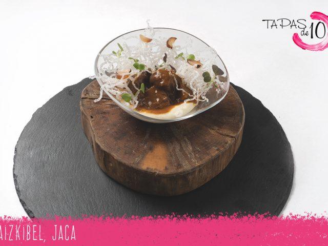 """Cazoleta """"Ternera Guisada"""" de Cafetería Jaizkibel"""