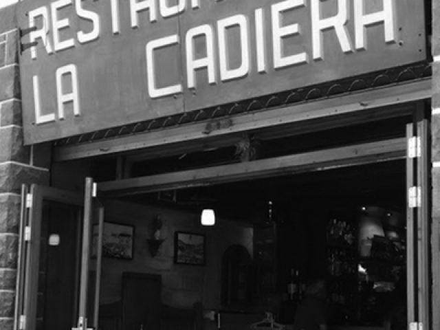 Restaurante La Cadiera
