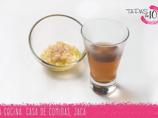 """Cazoleta """"Lágrimas de Queso por la Cebolla"""" de La Cocina. Casa de Comidas"""