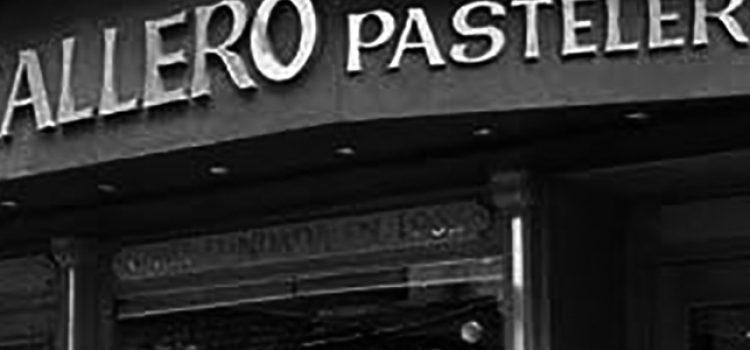 Cafetín de la Pastelería Trallero